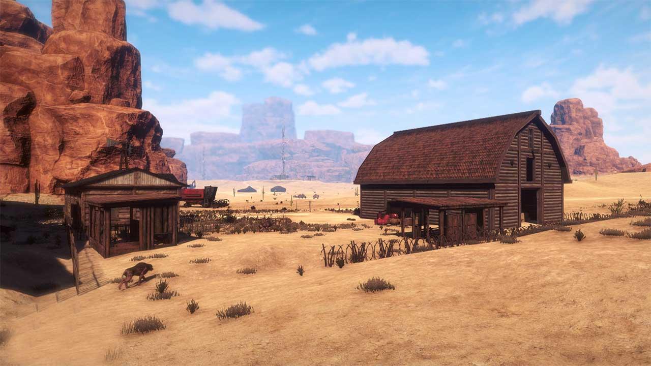 Скриншот к игре EDENGRAD