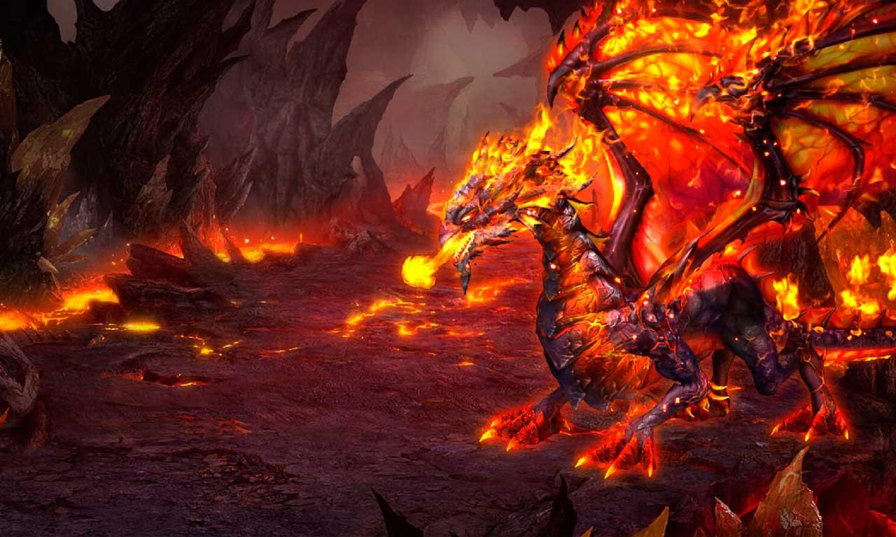 Скриншот к игре Dragon Lord