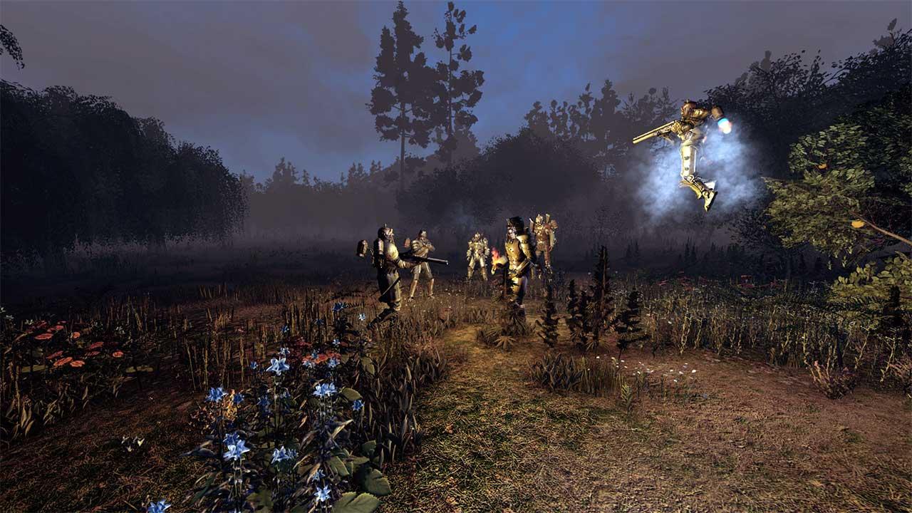 Скриншот к игре Steam Hammer