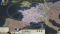 Call-of-War - карта