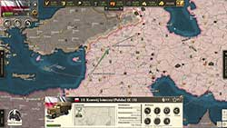 Call of War - общая карта