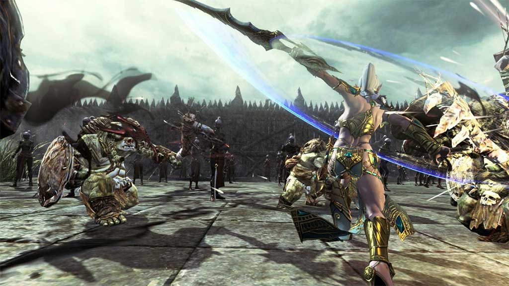 Скриншот к игре Kingdom Under Fire 2