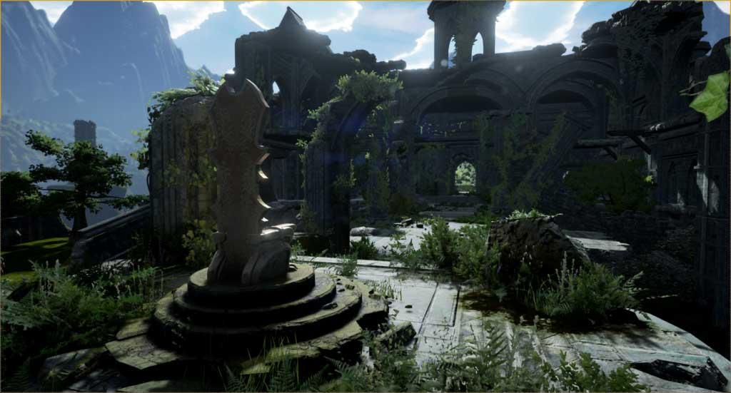 Скриншот к игре Ashes of Creation