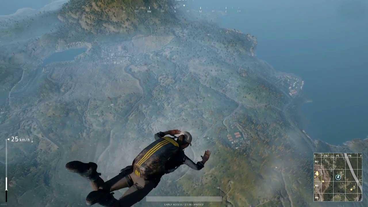 Скриншот к игре PU Battlegrounds