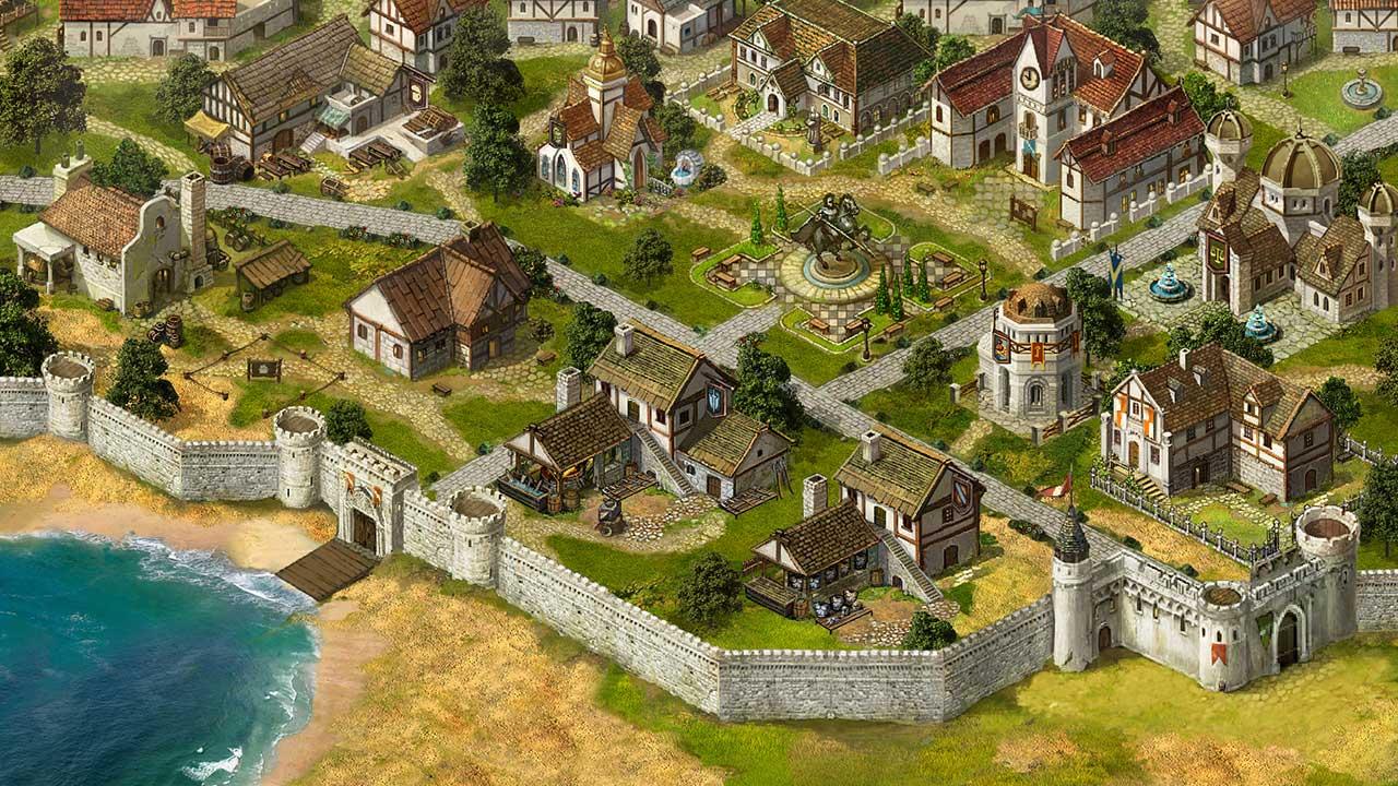 Скриншот к игре Imperial Hero 2