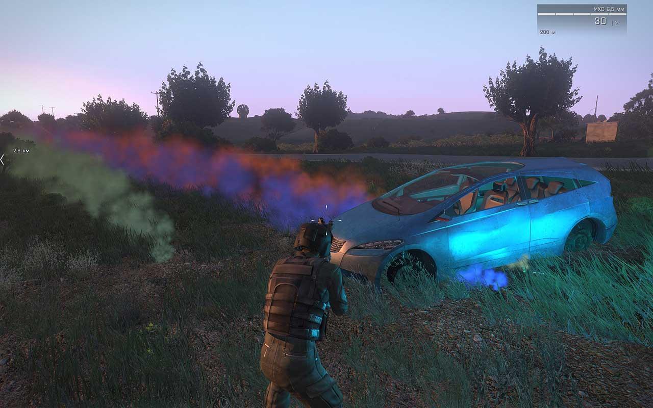 Скриншот к игре ArmA 3: Battle Royale