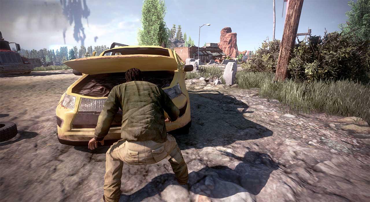 Скриншот к игре Last Man Standing