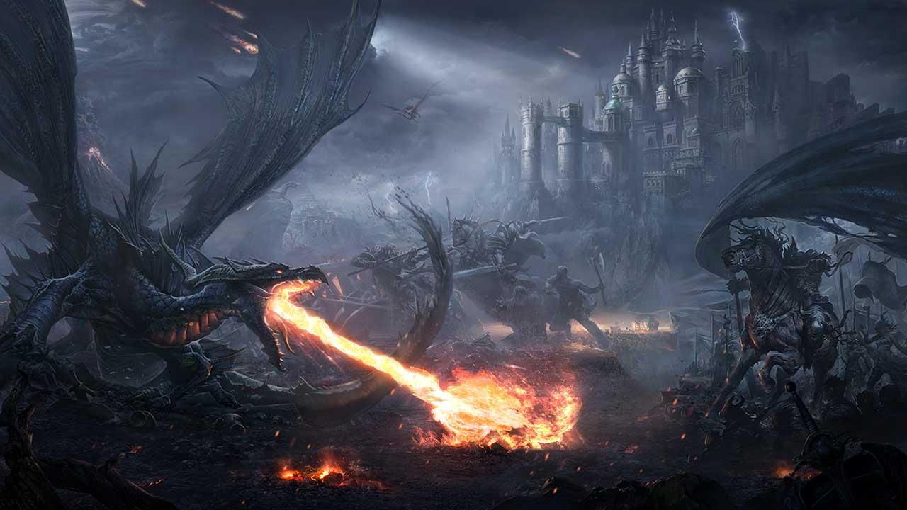 Скриншот к игре Атлантида