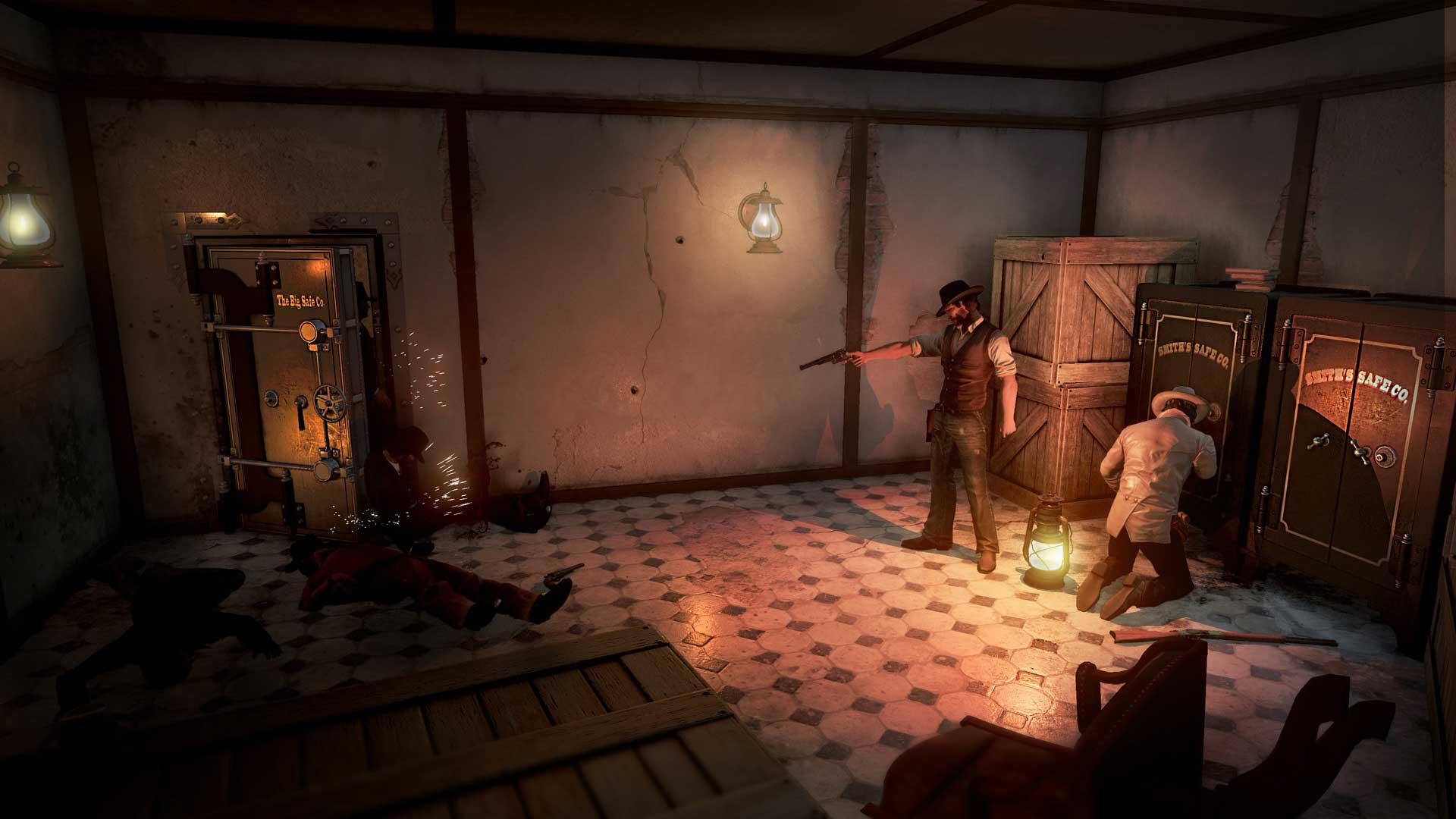 Скриншот к игре Wild West Online