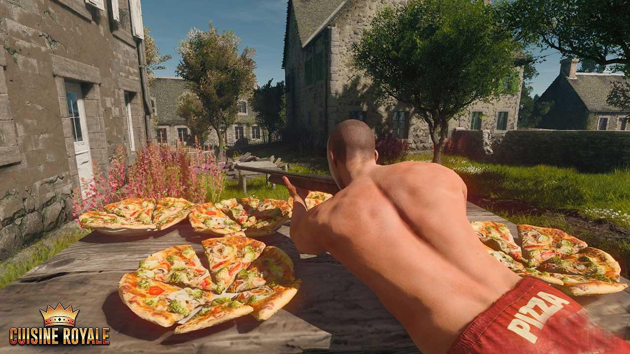 Скриншот к игре CRSED: F.O.A.D. (Cuisine Royale)