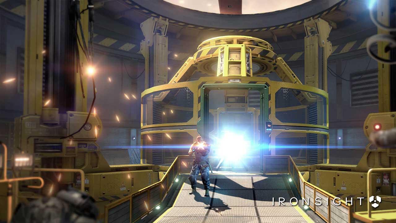 Скриншот к игре Iron Sight
