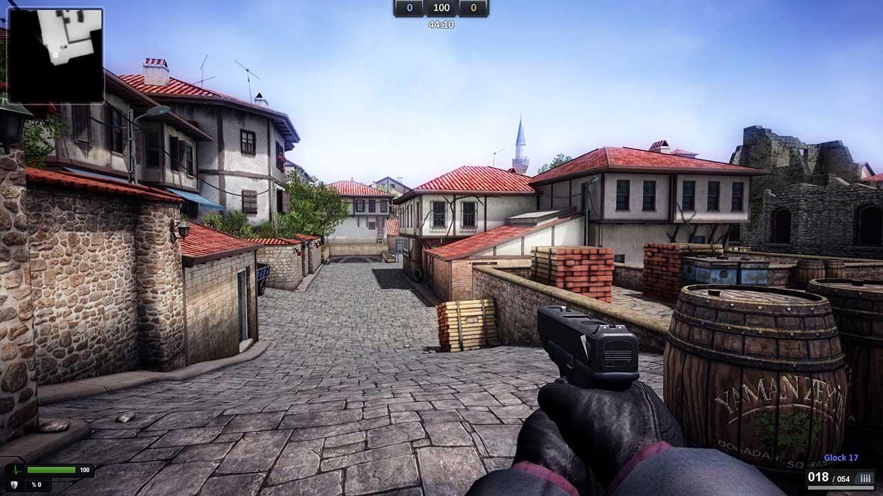 Скриншот к игре Zula