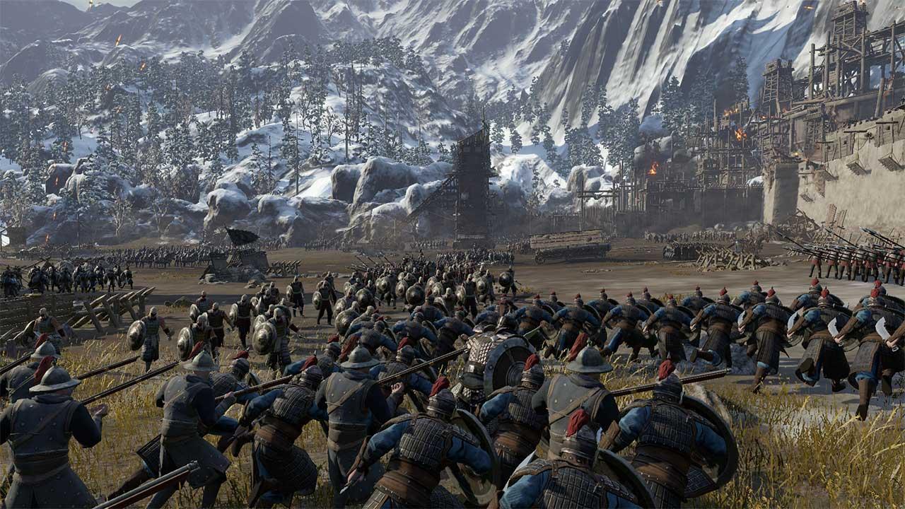 Скриншот к игре Conqueror's Blade