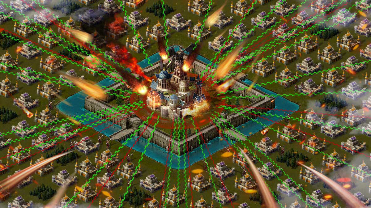 Скриншот к игре Меч короля: Начало