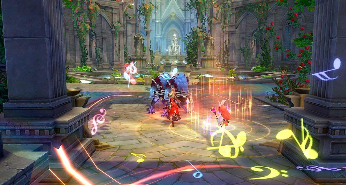 Скриншот к игре Eternal Magic