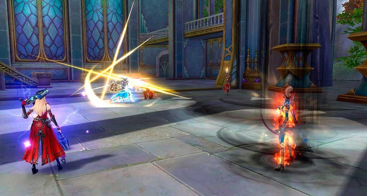 Скриншоты к игре Eternal Magic