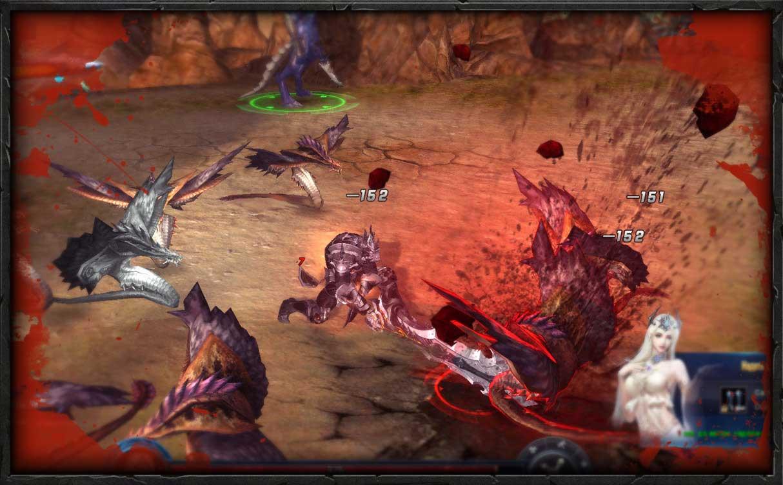 Скриншот к игре Echo of war