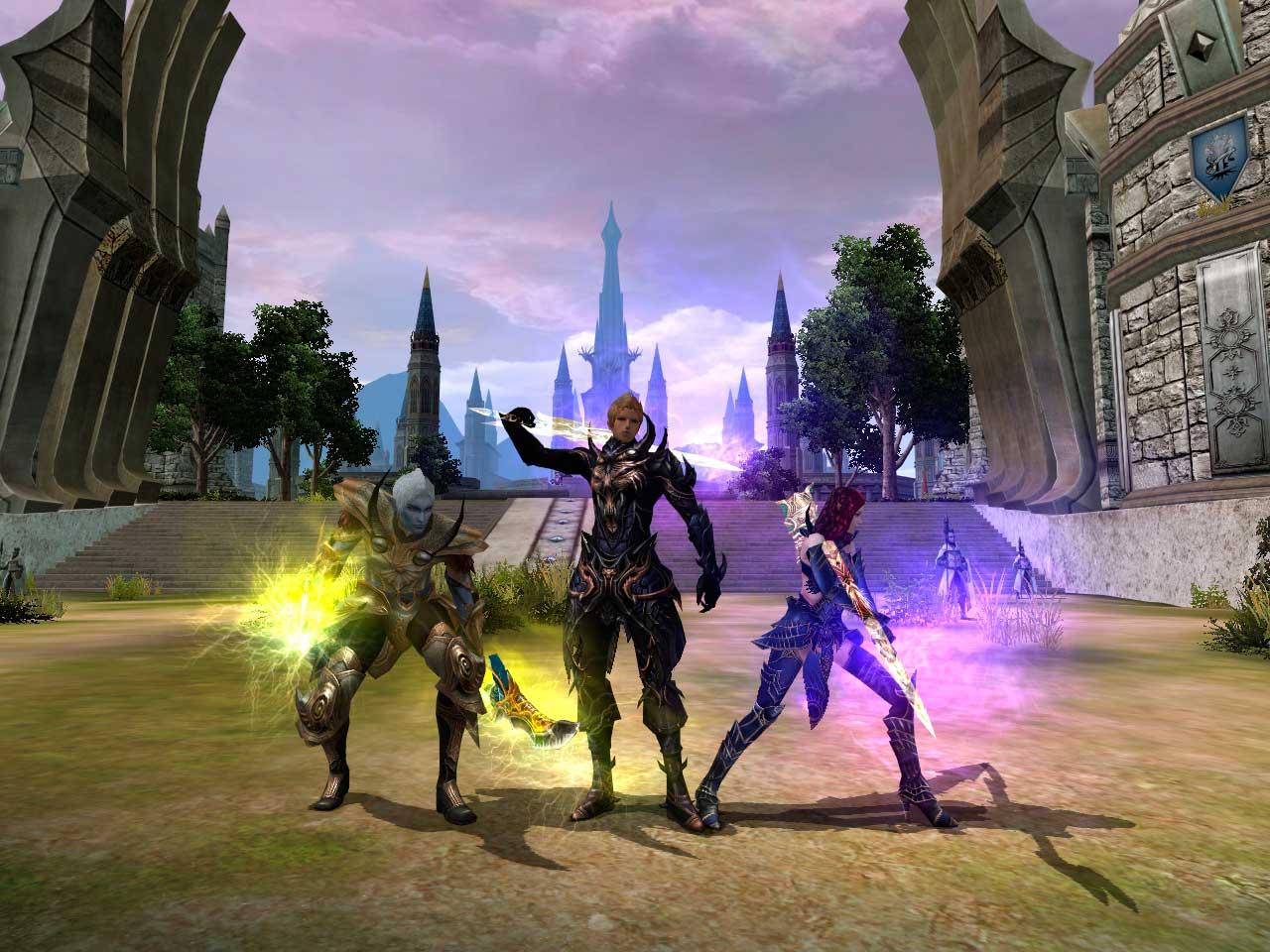 Скриншот к игре Karos Online