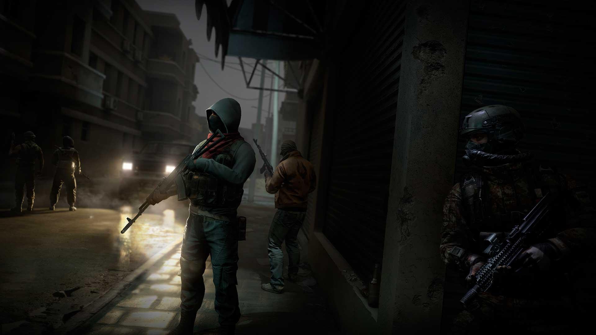 Скриншот к игре Калибр