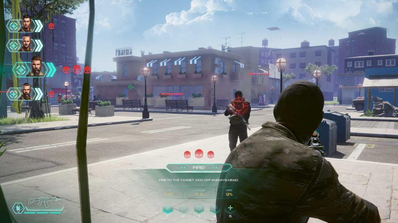 Скриншот к игре RAM Pressure