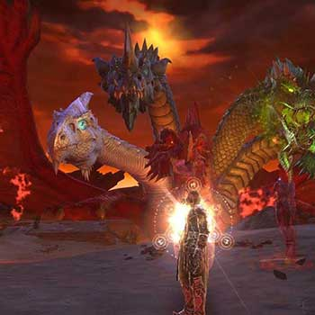 Neverwinter: Tiamat