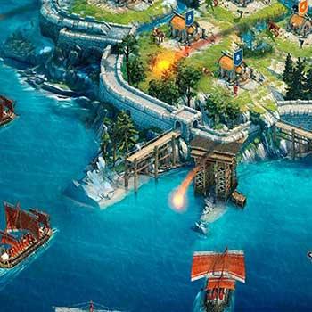 Vikings: War of Clans — браузерная стратегия от Plarium. Обзор